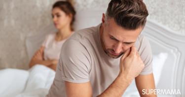 أعراض ضعف الحيوانات المنوية عند الرجل