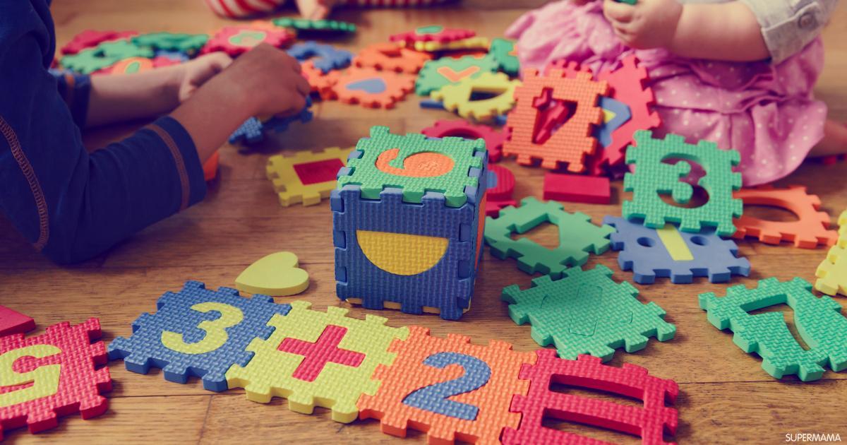 7 ألعاب أطفال تعليمية 3 سنوات سوبر ماما