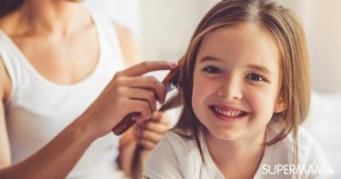 طرق لتطويل الشعر للأطفال