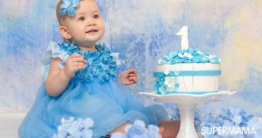 أفكار لعيد ميلاد الأطفال الأول