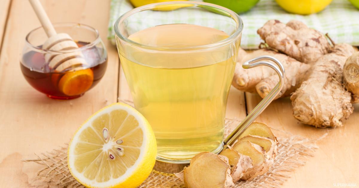 10 فوائد سحرية لمشروب الزنجبيل والليمون | سوبر ماما