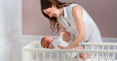 مهارات الطفل في الشهر الثالث