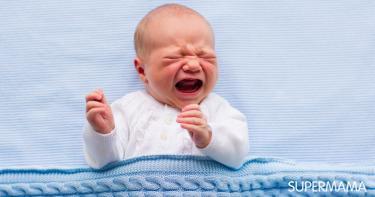 بكاء الرضيع بشدة يدمر خلايا المخ