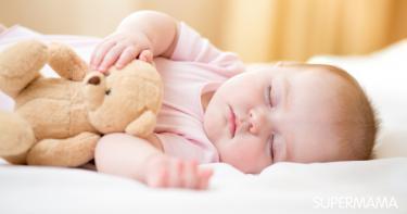 أسباب كثرة النوم والخمول عند الرضع