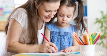 كيفية تعليم الطفل الكتابة لأول مرة