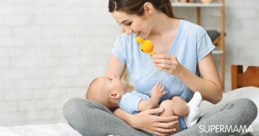 اختبار ذكاء الطفل الرضيع