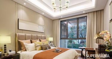 ترتيب غرفة النوم حسب طاقة المكان
