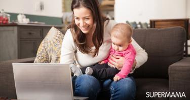 جدول يومي لتنظيم يومك مع طفلك والعمل في المنزل