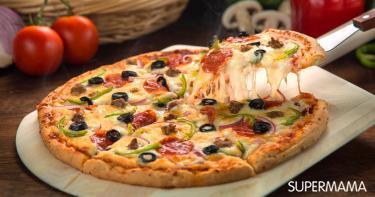 أنواع بيتزا