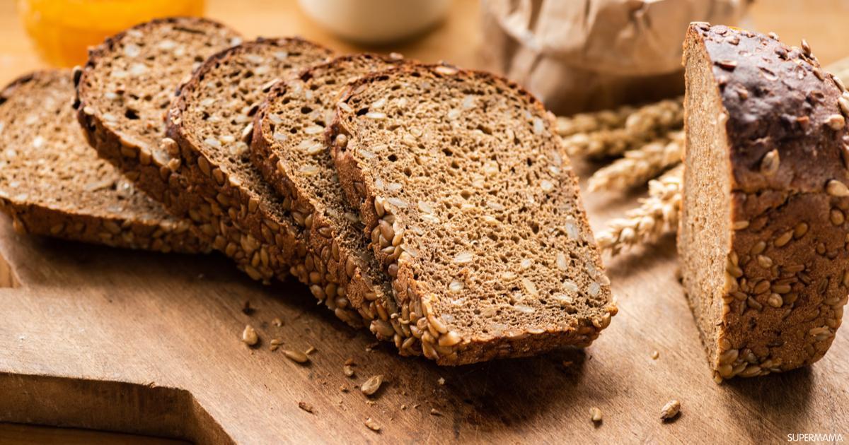 أفضل أنواع الخبز للرجيم سوبر ماما