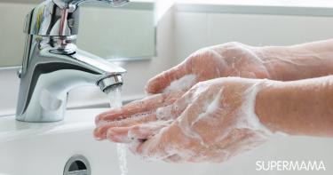 لماذا يجب أن نغسل اليدين لمدة 20 ثانية؟