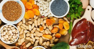 الأطعمة الممنوعة لمرضى فقر الدم