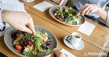 مطاعم أكل صحي