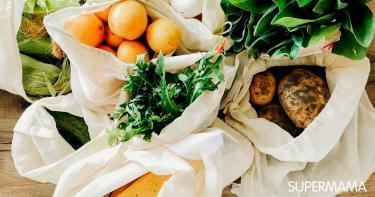 كيفية تعقيم الأطعمة والمشتريات من فيروس كورونا؟