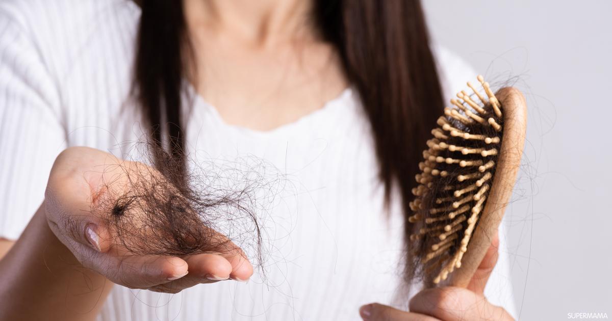 9 أسباب لتساقط الشعر المفاجئ | سوبر ماما