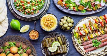 أكلات رمضانية جديدة