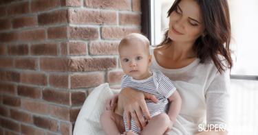 عدم بكاء الطفل الرضيع