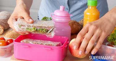 اقتراحات وجبات أطفال الروضة