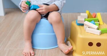 كم يستغرق الطفل لتعلم الحمام