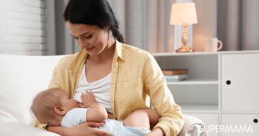 شروط الرضاعة الطبيعية
