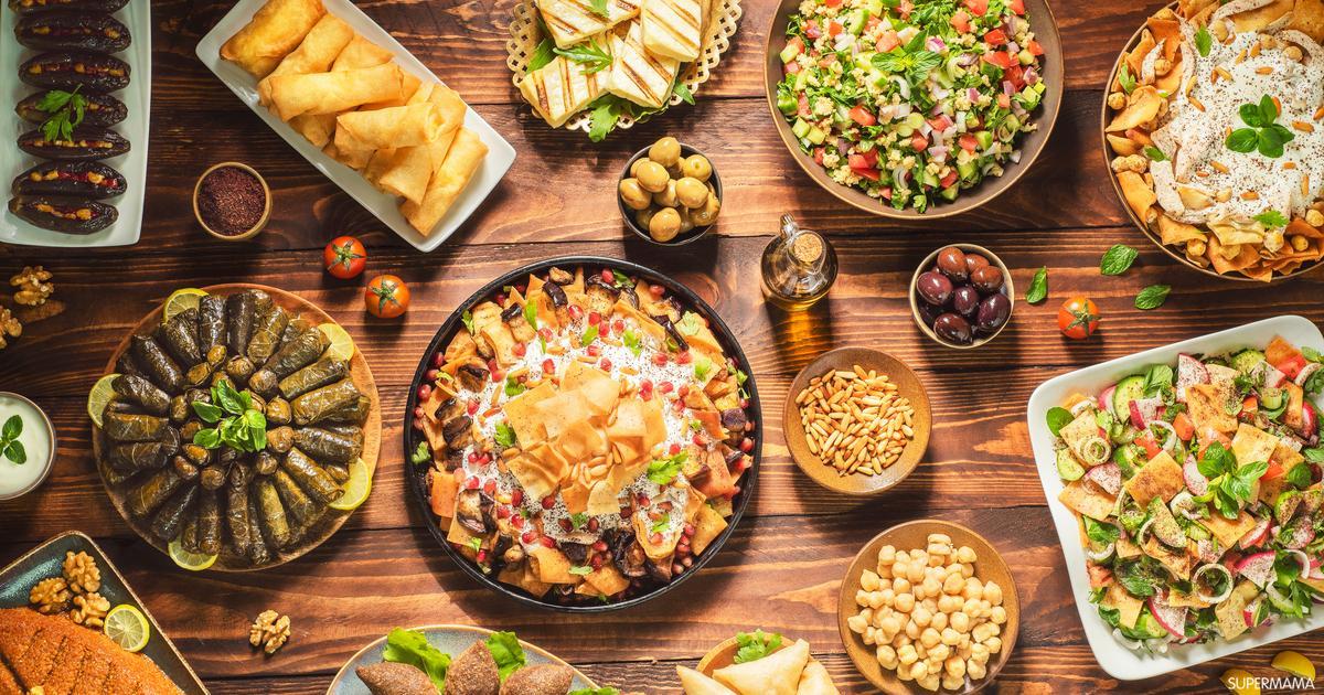 7 أكلات رمضانية سهلة وسريعة ولذيذة سوبر ماما