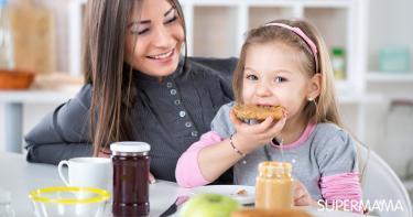 بدائل السكريات للأطفال