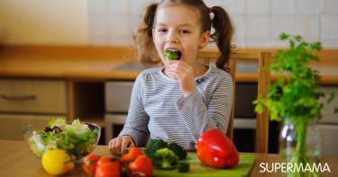 فوائد البروكلي للأطفال