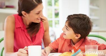 كيفية التعامل مع طفل 11 سنة