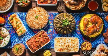 أكلات رمضانية بالصور والمقادير