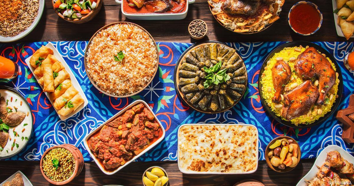 بالصور اطباق رمضان 2020 منوعه 0