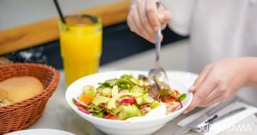 جدول الغذاء الصحي اليومي
