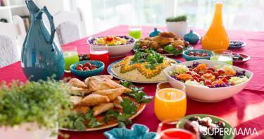 أكلات رمضانية لبنانية