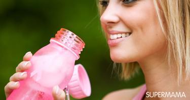 9 فوائد لشرب ماء الورد سوبر ماما