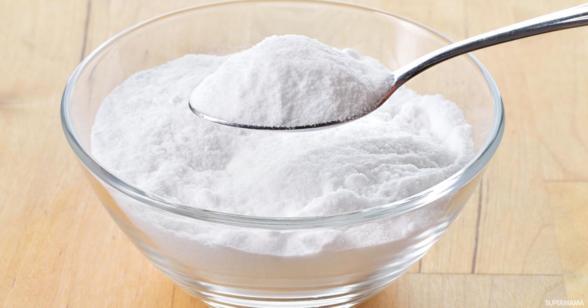 بيكربونات الصوديوم ومفعولها