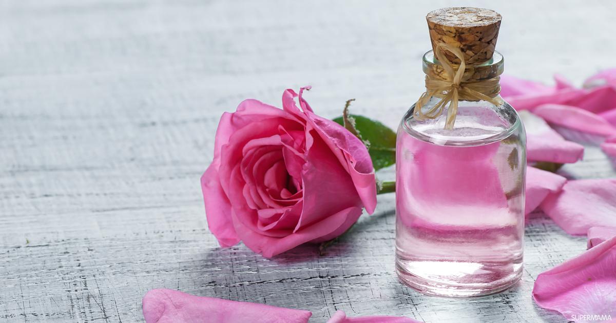 ما فوائد ماء الورد للمنطقة الحساسة سوبر ماما