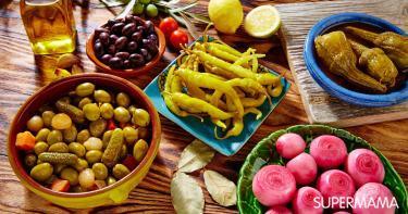 7 وصفات لمخللات رمضان