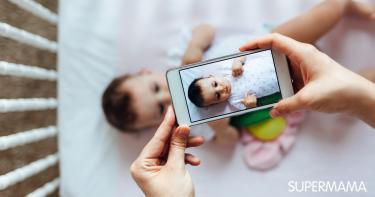 أفكار لتصوير الأطفال في المنزل