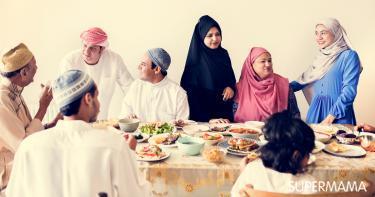 فوائد تجمع العائلة في رمضان