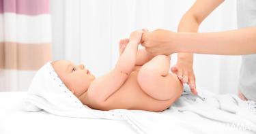 علاج الطفح الجلدي عند الأطفال