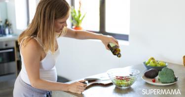 فوائد الزيتون للحامل