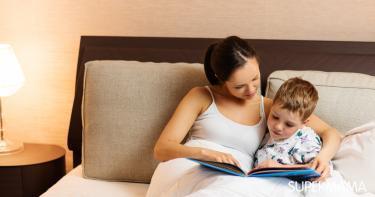 فوائد قص حدوتة قبل النوم لطفلك