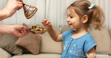 حلويات العيد للأطفال