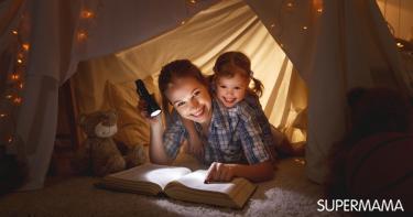 تصرفات غريبة يفعلها طفلكِ ليلًا
