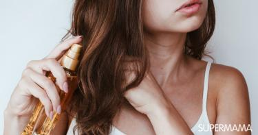 أفضل زيت لتنعيم الشعر