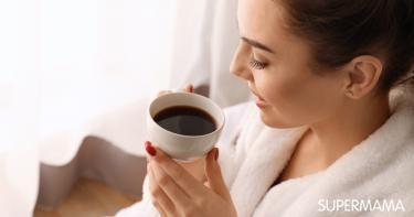فوائد قشر القهوة للحمل
