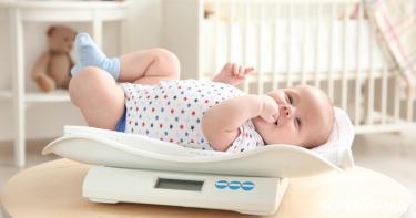 وزن الرضيع في الشهر السابع