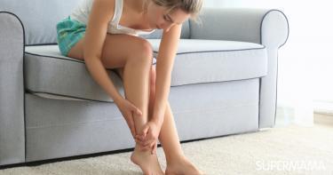 أسباب ألم مفصل القدم