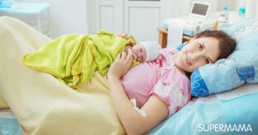 تضييق المهبل بعد الولادة