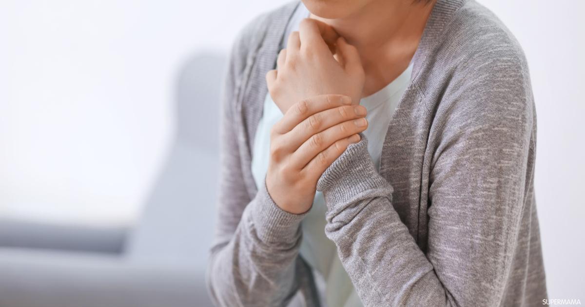 ما العلاقة بين تنميل اليد اليسرى وصحة القلب سوبر ماما