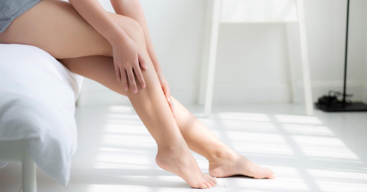 أسباب آلام الساق المختلفة عند المرأة سوبر ماما